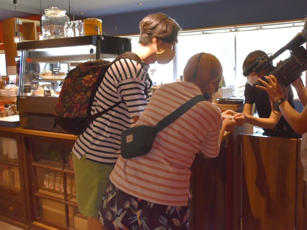 泉が丘喫茶室